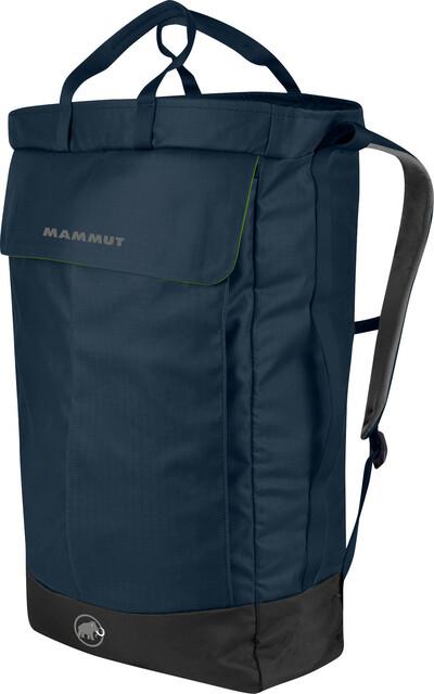Mammut Klettergurt Jay : Mammut neon shuttle backpack l jay black campz
